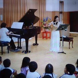 はじめてのクラシックコンサート(アウトリーチ事業) ご来場ありがとうございました
