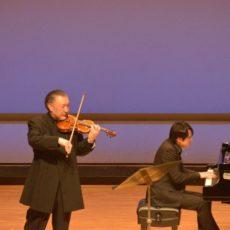 N響第1コンサートマスター 篠崎史紀&入江一雄 クリスマスコンサート / マロプロジェクト ご来場ありがとうございました