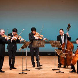 NHK交響楽団第1コンサートマスター篠崎MARO史紀とN響の愉快な仲間たちによる ニューイヤーコンサート ご来場ありがとうございました